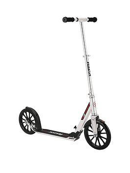 razor-a6-scooter-silver