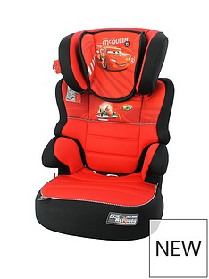 Disney Cars Disney Cars Befix SP Group 2-3 High Back Booster Seat