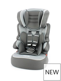 Nania Nania Beline SP Luxe Group 123 high back booster Seat