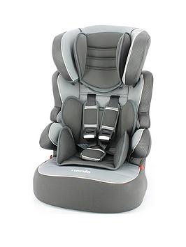 nania-nania-beline-sp-luxe-group-123-high-back-booster-seat