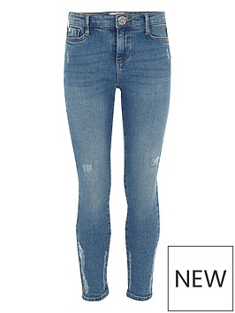 river-island-girls-mid-blue-skinny-jeans