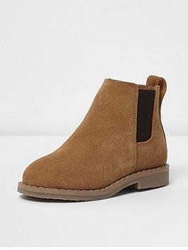river-island-mini-boys-tan-chelsea-boots