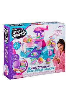 shimmer-sparkle-bath-bomb-maker
