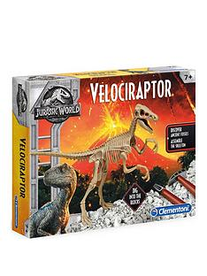 clementoni-clementoni-jurassic-world-velociraptor-skeleton-kit