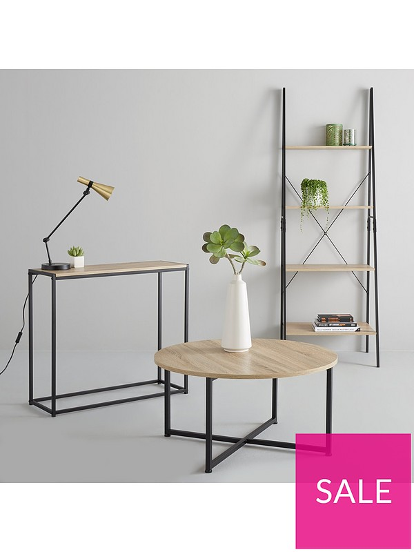 the latest 0a8fb 60ab8 Telford Industrial Ladder Bookcase