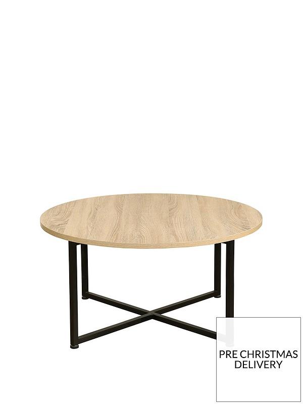 Oak Round Coffee Table Uk 10