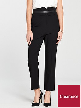 karen-millen-high-waist-trouser-black