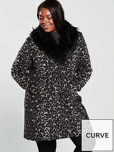 v-by-very-curve-faux-fur-collar-coat-animal-printnbsp