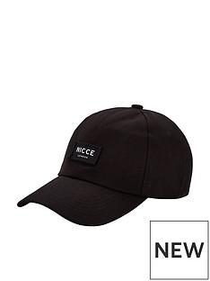 nicce-logo-cap