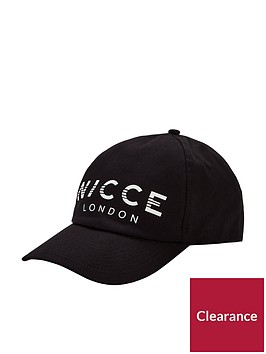 nicce-rubber-logo-cap