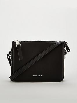 karen-millen-karen-millen-leather-crossbody-bag