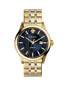 versace-aiakos-blue-and-gold-dial-two-tone-stainless-steel-automatic-mens-watch