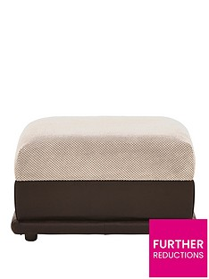 elm-faux-snakeskin-and-fabric-footstool