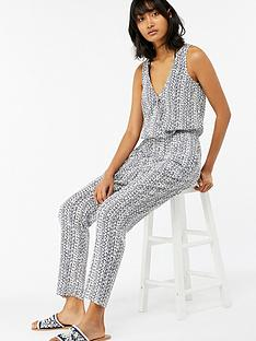 monsoon-sofia-bagru-jumpsuit-white