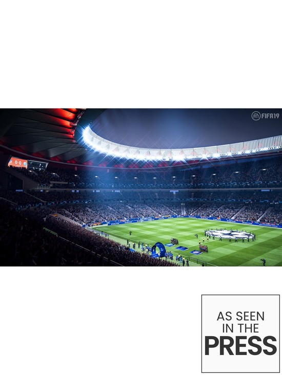 89b11612db Playstation 4 FIFA 19 Standard Edition - PS4