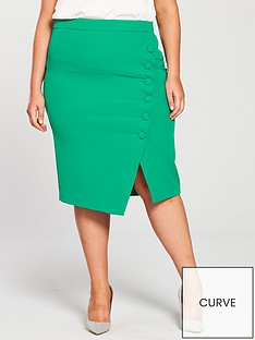 v-by-very-curve-high-waisted-asy-skirt