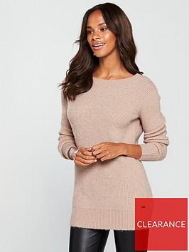 armani-exchange-knitted-jumper-pinanbspcolada