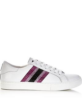 marc-jacobs-empire-strass-low-top-trainersnbsp--whitepink
