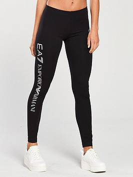 emporio-armani-ea7-logo-leggings-black
