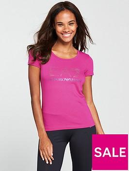 emporio-armani-ea7-ea7-studded-t-shirt