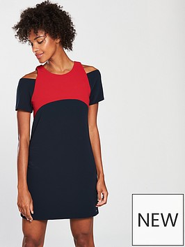 armani-exchange-armani-exchange-vestito-bodycon-cold-shoulder-dress