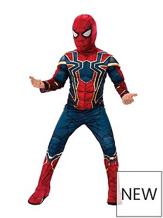 spiderman-avengers-infinity-wars-iron-spider-costume