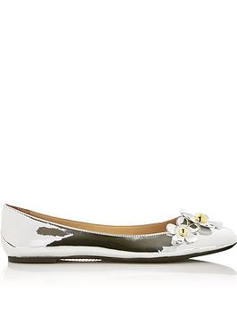 marc-jacobs-daisy-ballerina-flat-shoes-silver