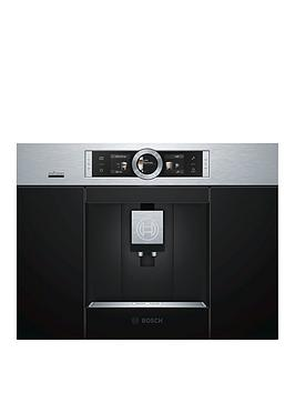 Bosch Serie 8 Ctl636Es6 Built-In Coffee Machine – Stainless Steel