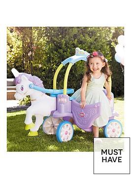 little-tikes-magical-unicorn-carriage