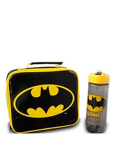 batman-batman-lunch-bag-amp-bottle-set
