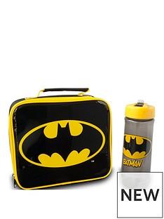 batman-batman-lunch-bag-amp-bottle-set