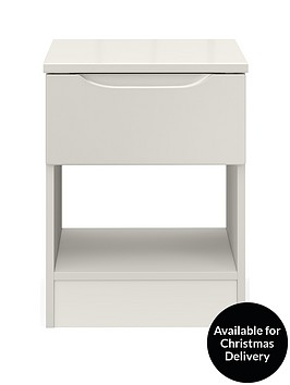 ideal-home-bilbao-ready-assembled-high-gloss-lamp-table--nbspgrey