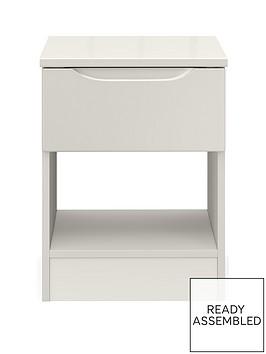 ideal-home-bilbao-ready-assembled-high-gloss-lamp-table--nbspgrey