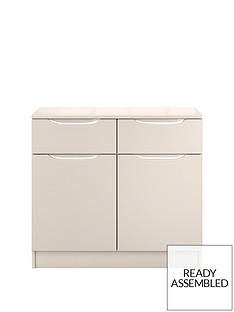 ideal-home-bilbao-ready-assembled-compact-high-gloss-sideboard-cashmere
