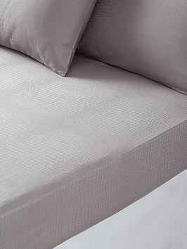 hotel-collection-snakeskin-300-thread-count-100-egyptian-cotton-28-cm-deep-fitted-sheetnbsp