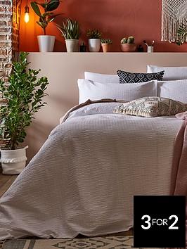 ideal-home-ideal-home-200tc-seersucker-duvet-cover-set-db