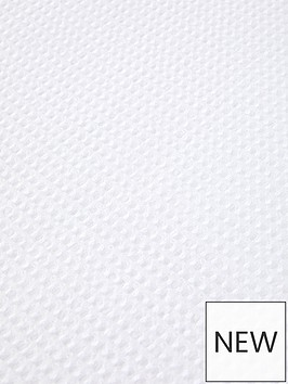 ideal-home-100-cotton-200-thread-count-waffle-duvet-cover-set