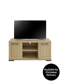 Consort Kardon Large Ready Assembled TV Unit - fits up to 55 inch TV
