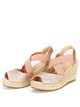 wallis-sleek-lace-and-glitter-peep-toe-espadrille-wedge-pink