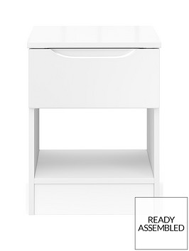 ideal-home-bilbao-ready-assembled-high-gloss-lamp-table--nbspwhite