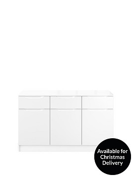 ideal-home-bilbao-ready-assembled-large-high-gloss-sideboard-white