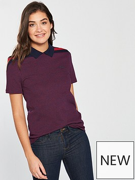 lacoste-lacoste-short-sleeve-ribbed-polo-with-shoulder-panel-detailing