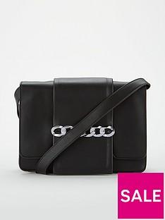 v-by-very-petunia-chain-detail-cross-body-bag-black