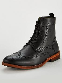 barbour-belford-brogue-boot-black