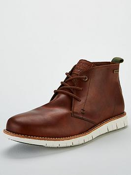 barbour-burghley-chukka-boots-chestnut