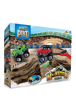 play-dirt-monster-truck-rally-playset
