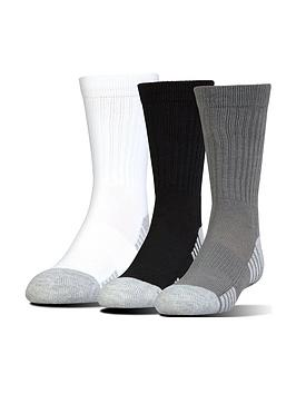 under-armour-heatgear-tech-3-pack-crew-socks