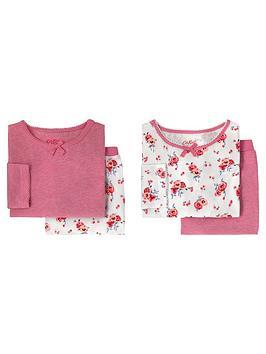 cath-kidston-girls-2-pack-floral-pyjamas