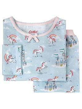 cath-kidston-girls-unicorn-jersey-pyjamas