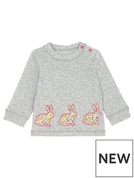 cath-kidston-baby-girls-long-sleeve-bunny-t-shirt